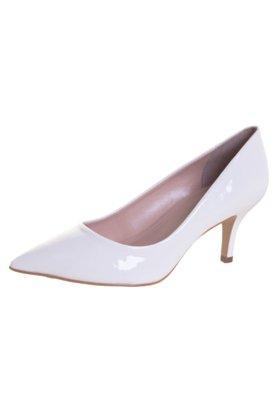 Sapato Scarpin FiveBlu Nilsen Branco