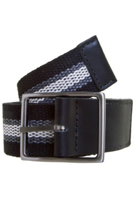 Cinto Fasolo Linhas Color Preto