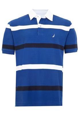 Camisa Polo Nautica Style Listra