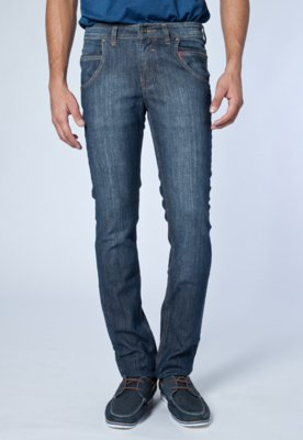 Calça Jeans Iódice Denim Milano Azul