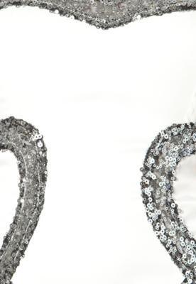 Vestido NightStar Glam Off-White