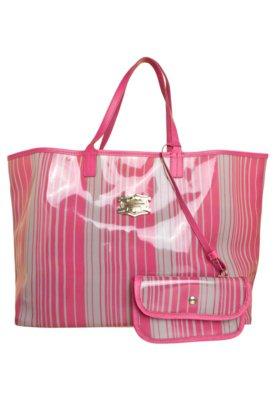 Bolsa Sacola Lança Perfume Resort Listra