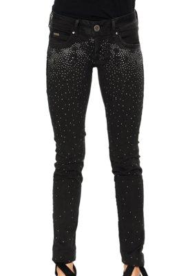 Calça Jeans Colcci Power Color Preta