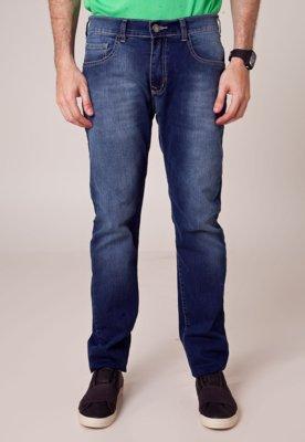 Calça Jeans M. Officer Skinny Cool Azul