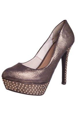 Sapato Scarpin FiveBlu Hotfix Preto