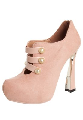 Ankle Boot Vizzano Impious Rosa