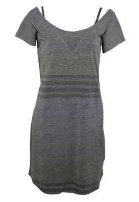 Vestido Shop 126 Shine Cinza