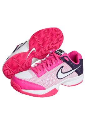 Tênis Nike Wmns Air Cage Court Branco