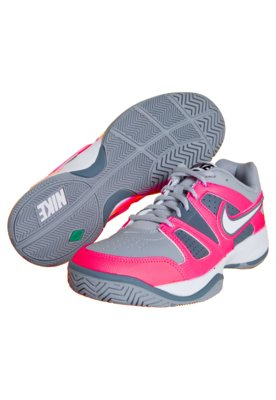 Tênis Nike City Court VII Cinza