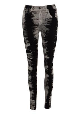 Calça Jeans Dress to Skinny Inverno Preta