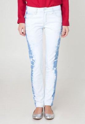 Calça Jeans Cantão Skinny Sia Azul
