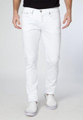Calça Skinny Class Branca - Calvin Klein Jeans