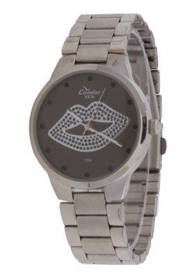 Relógio Condor KX25649P Prata