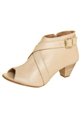 Open Boot Pink Connection Fivela Nude