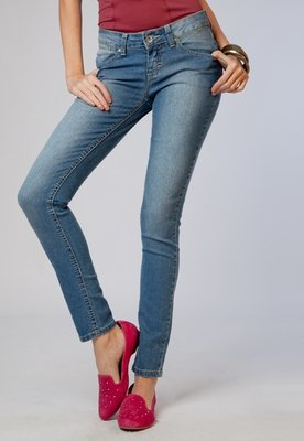 Calça Jeans Authentic Azul - TNG