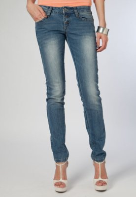 Calça Jeans Handbook Skinny Ramona Azul