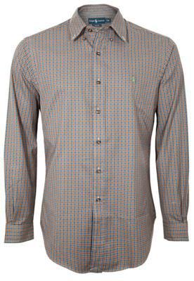 Camisa Polo Ralph Lauren Vintage Xadrez
