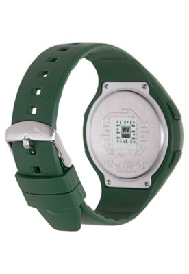 Relógio Puma Loop Steel Verde