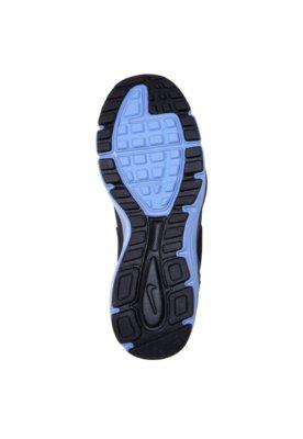 Tênis Nike Wmns Dual Fusion Run MSL Preto/Azul