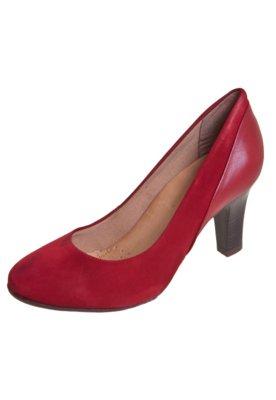 Sapato Scarpin Bottero Essencial Vermelho