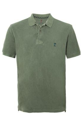 Camisa Polo Forum Muscle Verde - AD Life Style