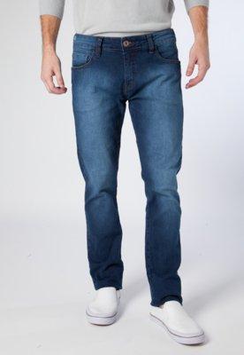 Calça Jeans Reta Straight Gils Azul - Triton