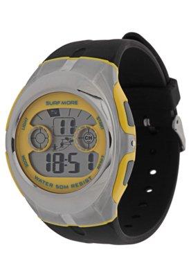 Relógio 1853491M Preto - Surf More