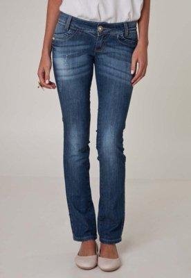 Calça Jeans Sawary Skinny Up Azul