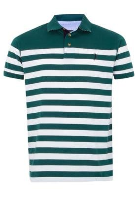 Camisa Polo Aleatory Borda Listra
