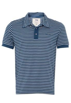 Camisa Polo TNG Ft Contínuo Listra