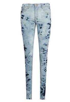 Calça Jeans Amapô Skinny Dafk Azul