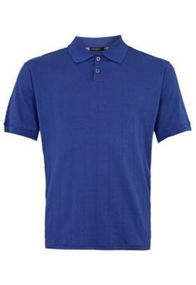Camisa Polo FiveBlu Joke Azul
