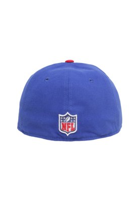 Boné New Era 59Thirty NFL Evergreen Buffalo Bills Team Colo...