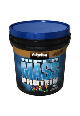 Suplemento Atlhetica Nutrition Hiper Mass Protein Chocolate ...