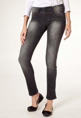 Calça Jeans Forum Kelly Skinny Impious Preta