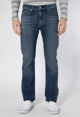 Calça Jeans Levi's Ashes Azul - Levis
