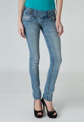 Calça Jeans Triton Elisa Reta Azul