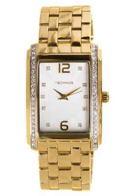 Relógio Technos 2035FFM4K Dourado