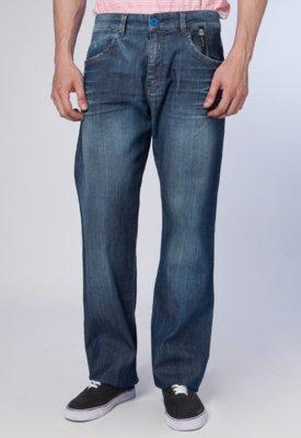 Calça Jeans Reta Ellus 2ND Floor Stefan Azul