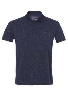 Camisa Polo Aramis Authentic Azul