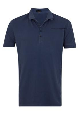 Camisa Polo Handbook Obelico Azul