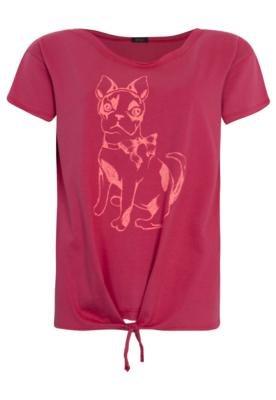 Blusa Modaris Dog Vermelha
