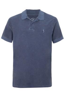 Camisa Polo Aleatory Out Azul