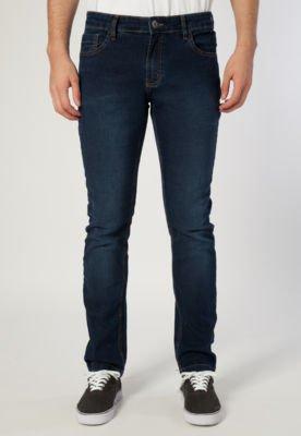 Calça Jeans Reta Lucca Salvatore Life Azul