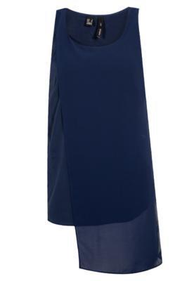 Blusa Oli Azul - MNG Barcelona