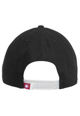 Boné New Era 9Fifty DC Shoes Flags Preto