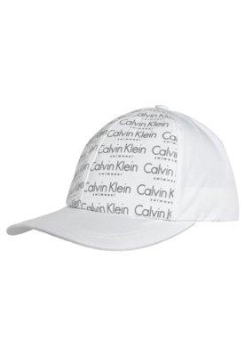 Boné Calvin Klein Jeans Sunday Branco