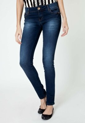 Calça Jeans Sommer Juli Índigo Azul