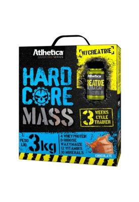 Suplemento Atlhetica Nutrition Hardcore Mass W / Creatine Ul...