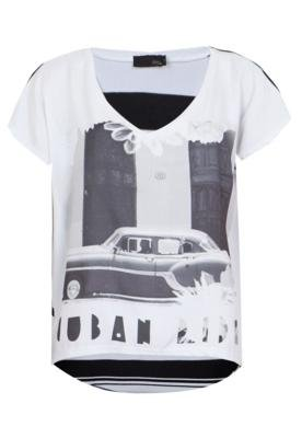 Blusa Dress To Car Branca